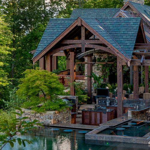 Interiors & Outdoor Living