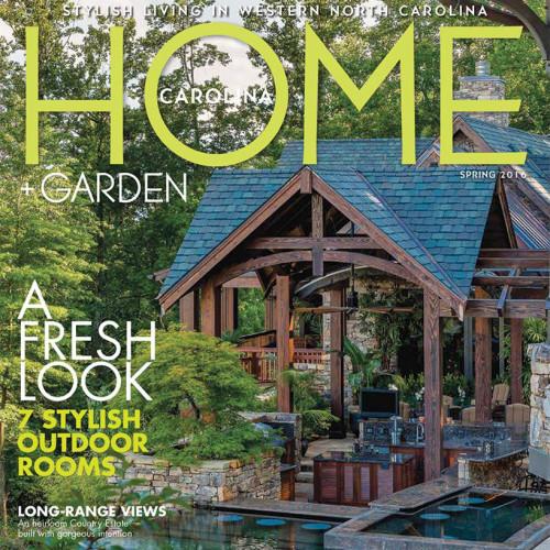 Carolina Home & Garden, April 2016