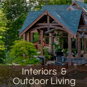 Interiors & Outdoor Living Projects