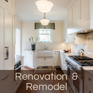 Renovation & Remodel Projects