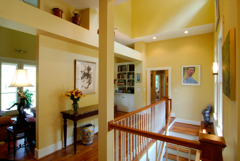 Modern Craftsman House Acm Design Asheville