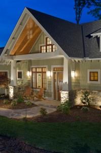 Gold Level Healthy Built Home designed by ACM Design