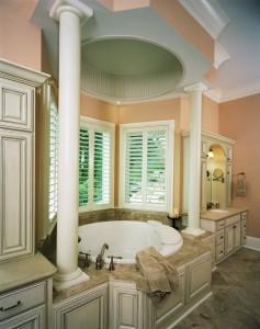 Master Bath design by ACM Design