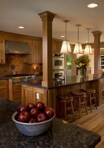 Kitchen Islands Offer Extra Storage