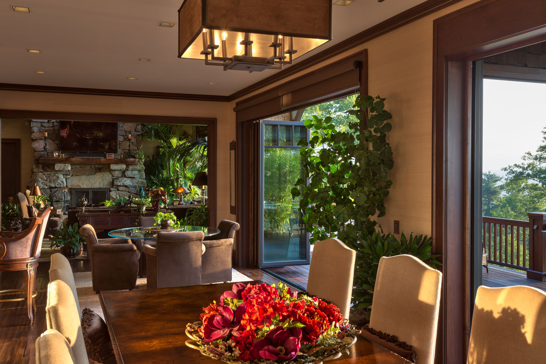 mountain-estate-home-view-from-dining-room
