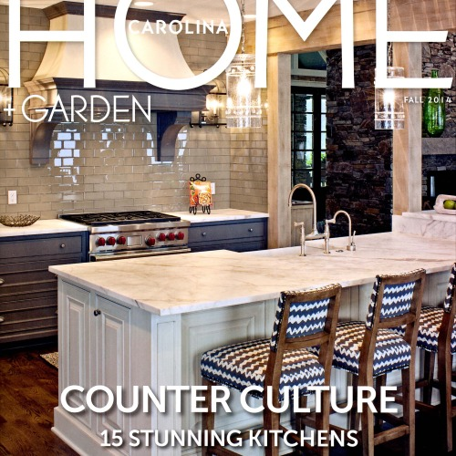 Carolina Home & Garden, Fall 2014