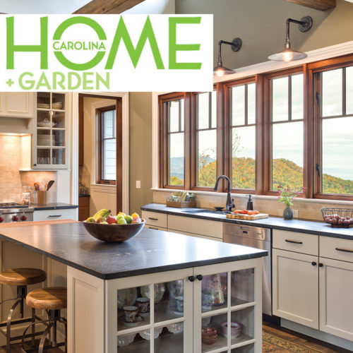 Carolina Home & Garden, Sept. 2016