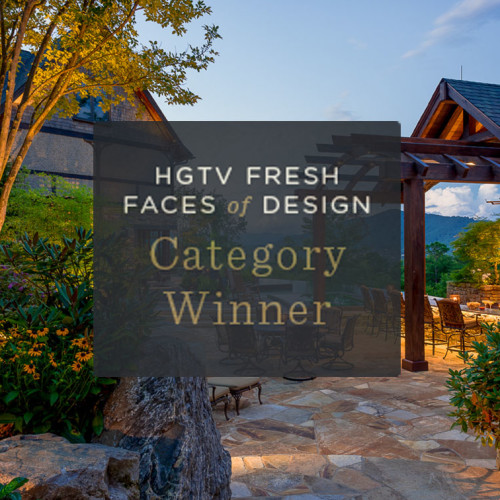 HGTV Fresh Faces Category Winner - 2015