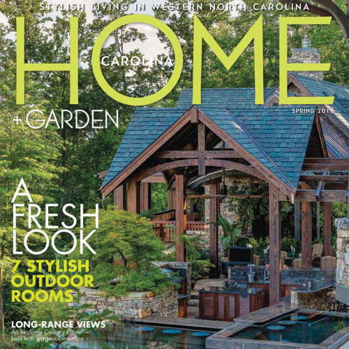 Carolina Home & Garden, April 2016
