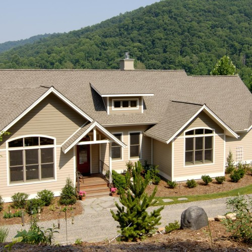 Modern Craftsman House