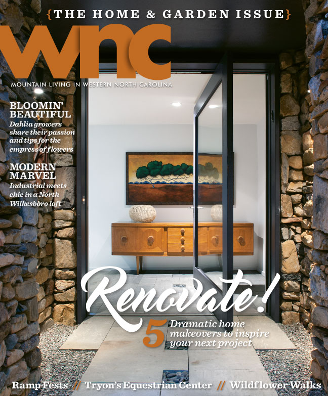 Western North Carolina Magazine, March 2016 COVER