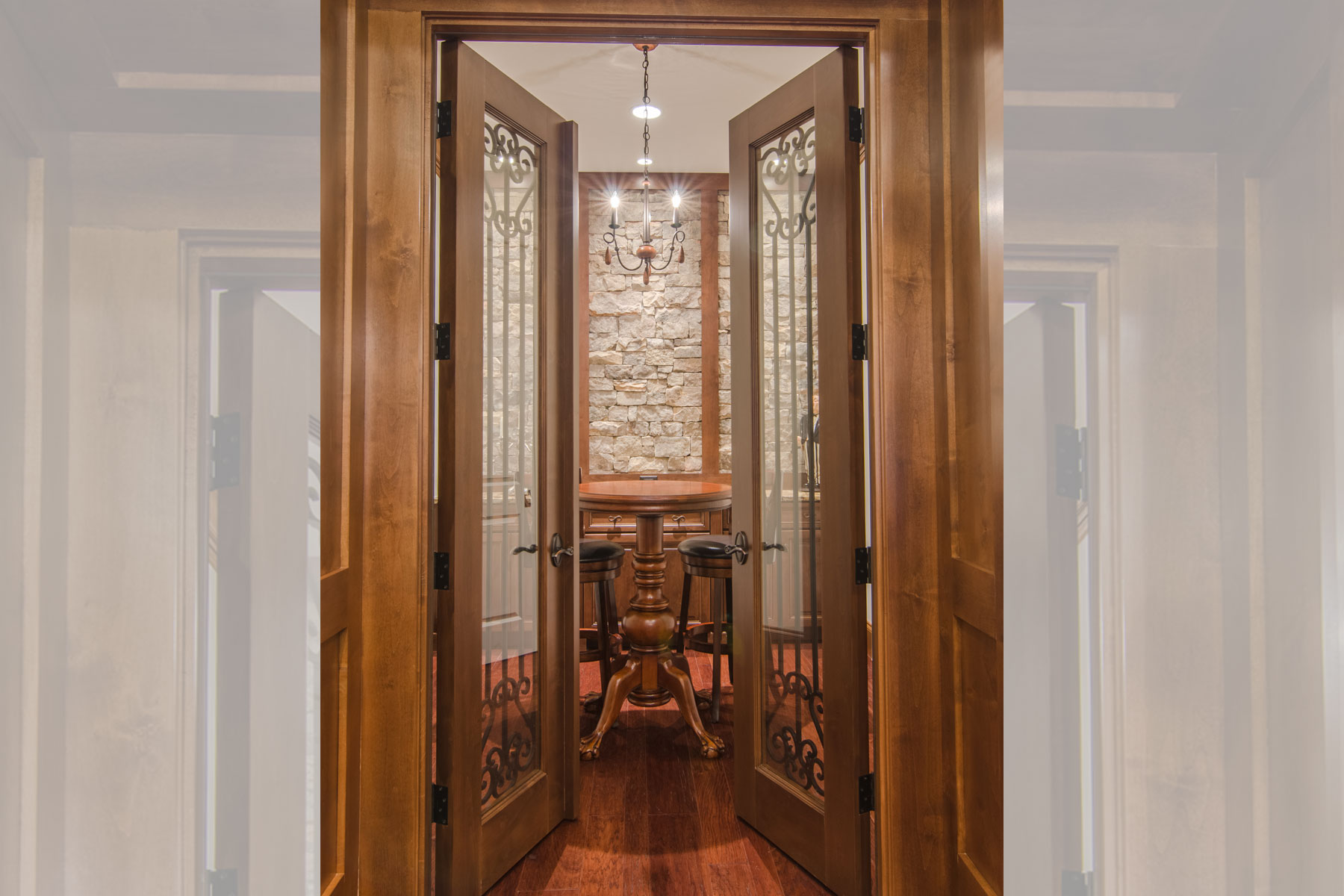 basement-wine-tasting-room