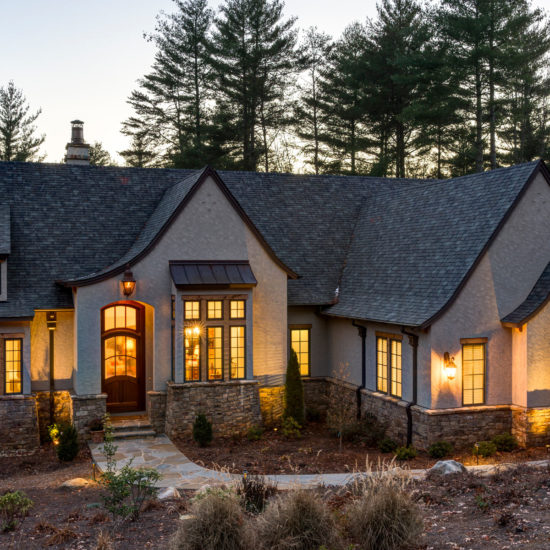 Biltmore Forest The Ramble designed by luxury mountain home architects, ACM Design