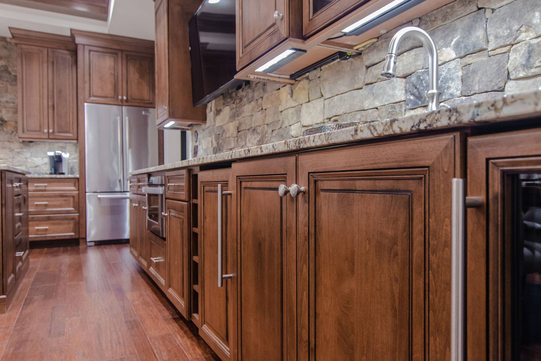 custom-cabinets-basement-kitchen-biltmore-forest