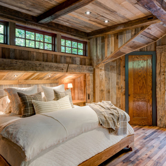 Guest cottage renovation in Asheville, NC