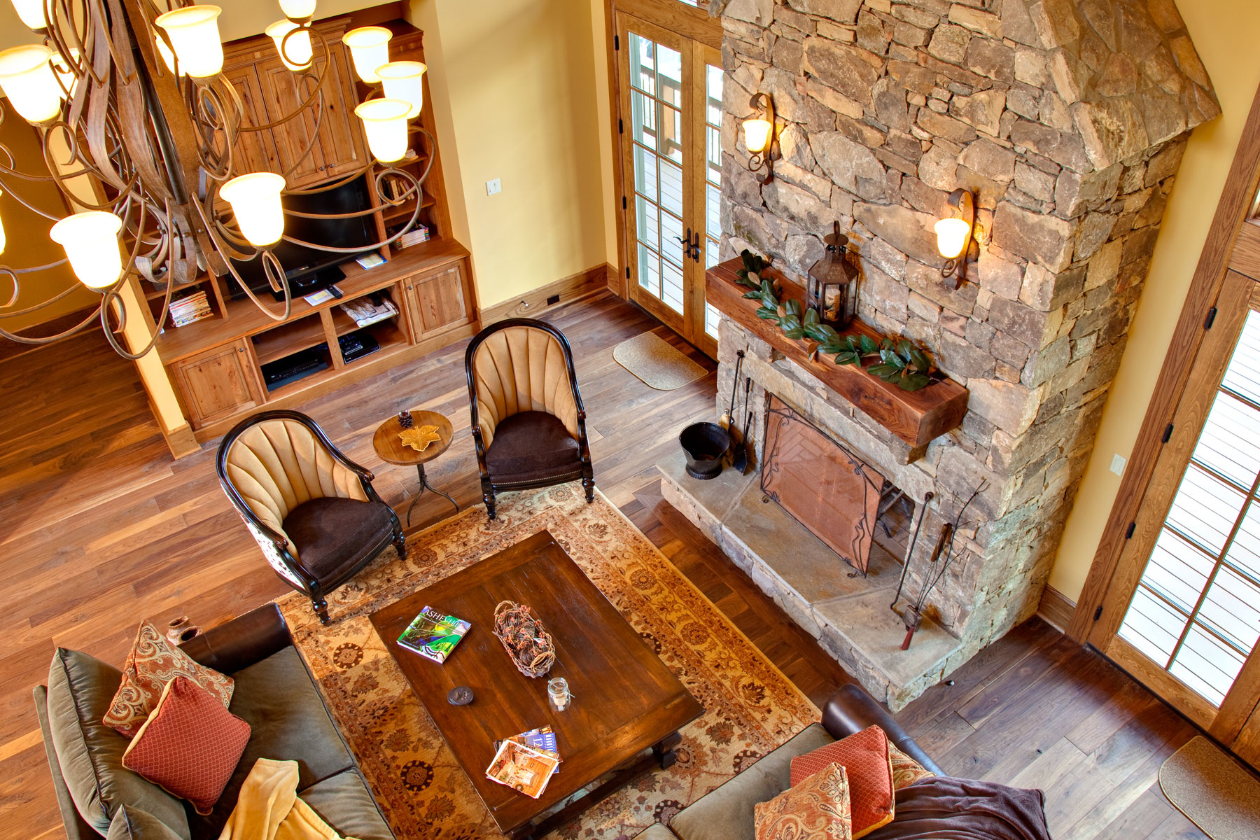 Interior Design and Architecture by ACM Design in Asheville, NC.