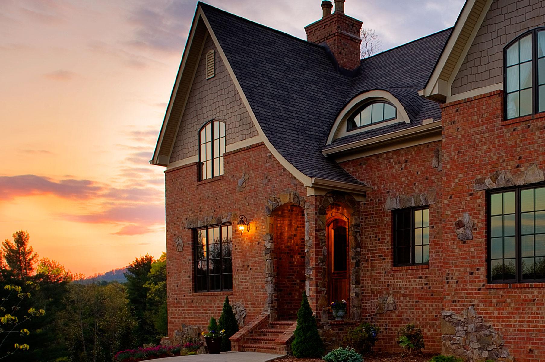Architect designed home in Asheville