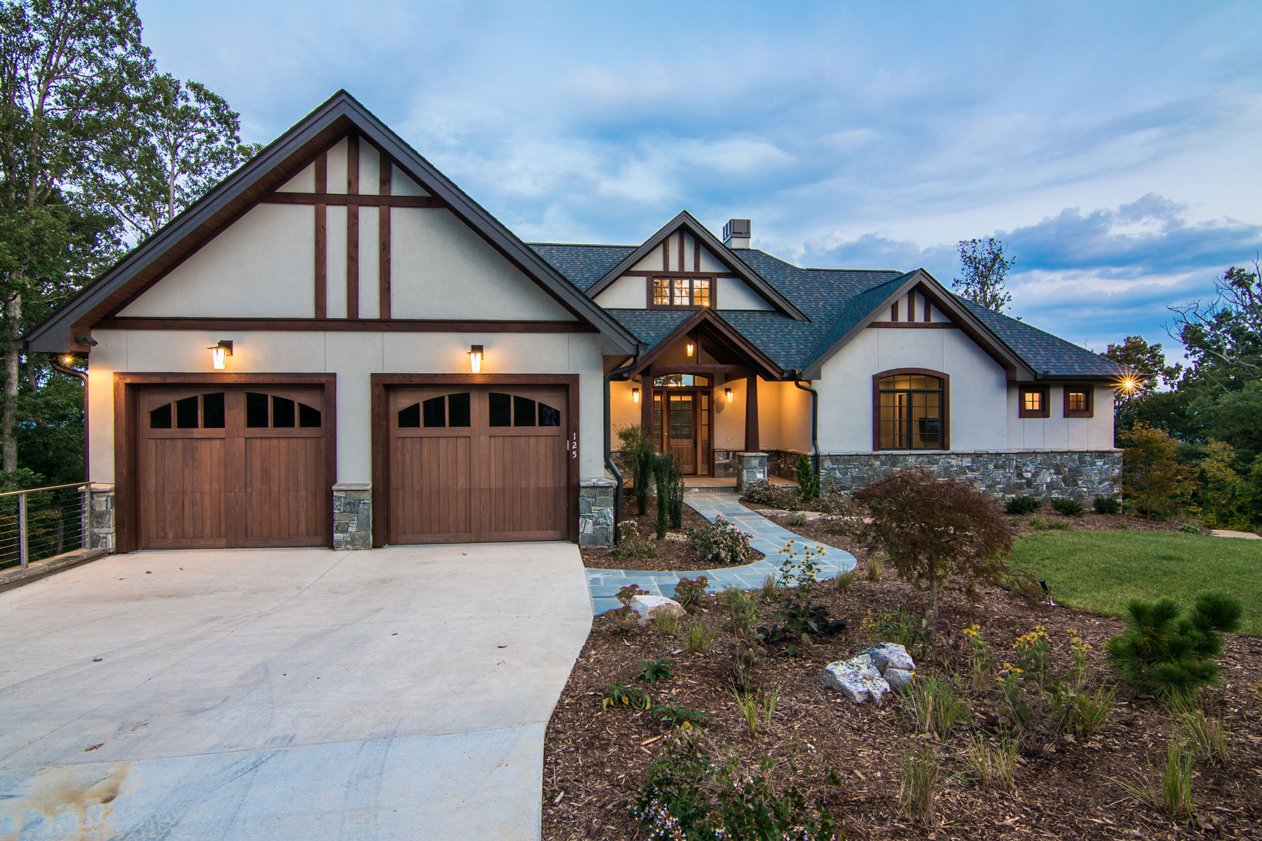 The Modern Style Craftsman Home