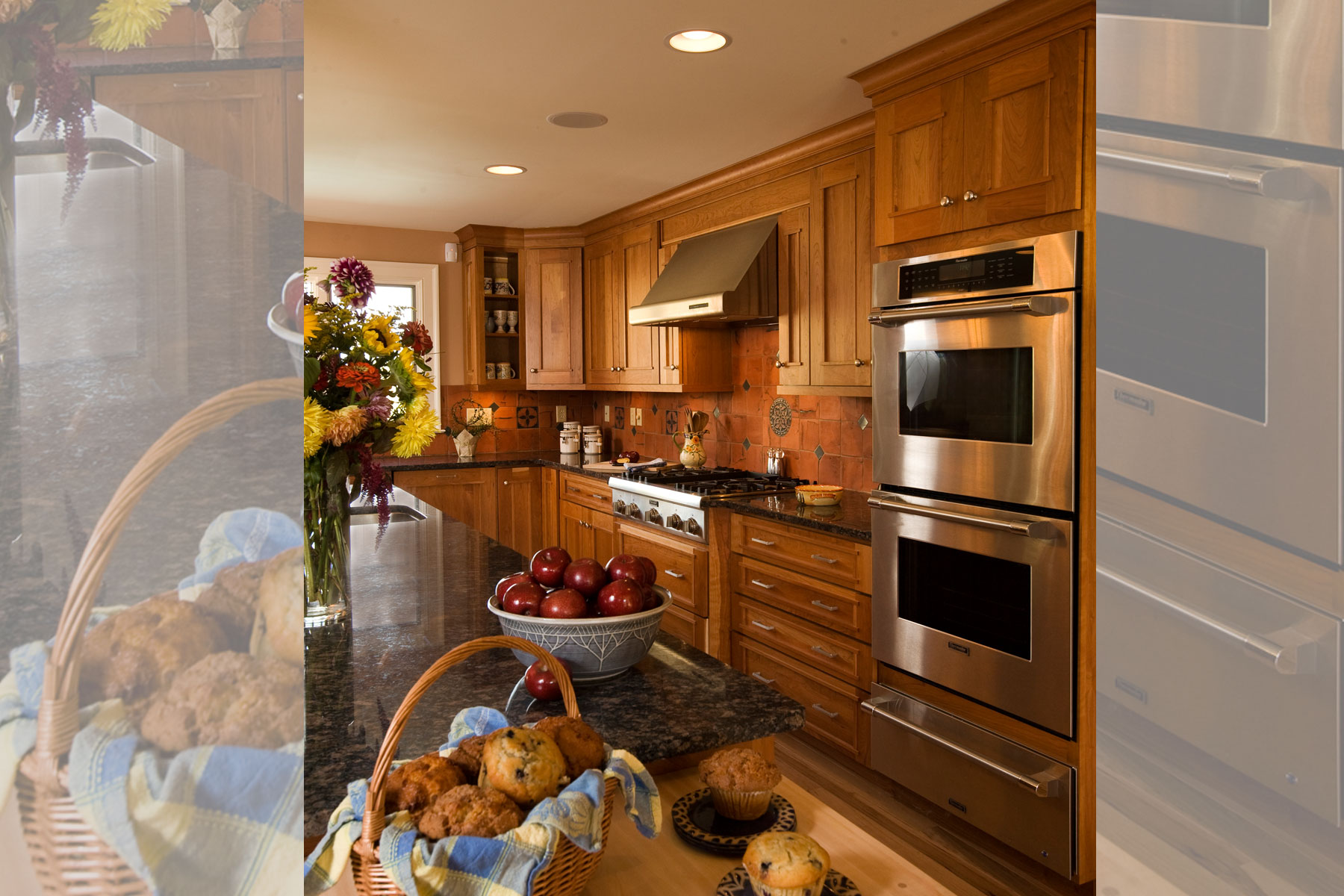 Mountain Craftsman Kitchen design, Arts & Crafts