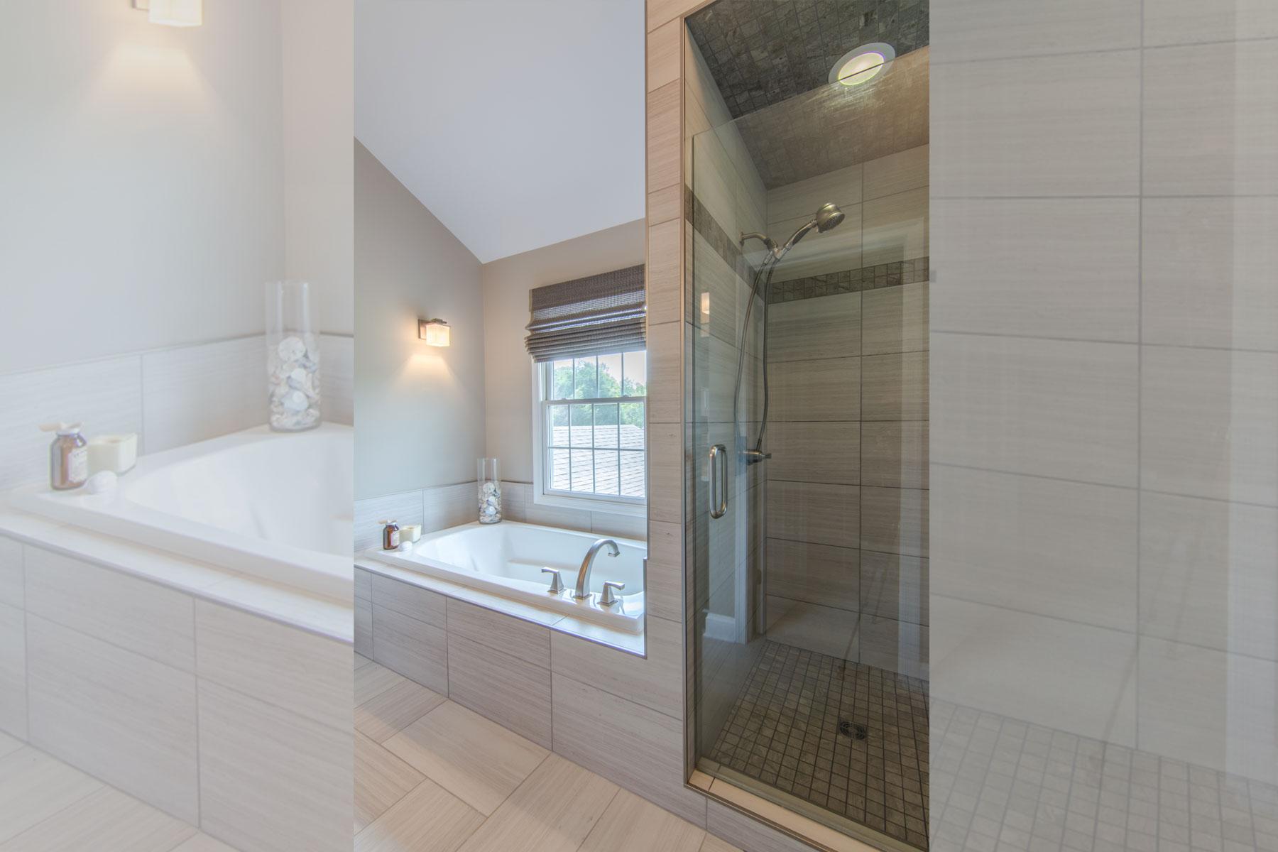 renovated-master-bath-tub-next-to-shower