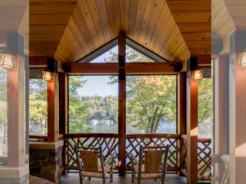 Lake Lure Cottage Renovation