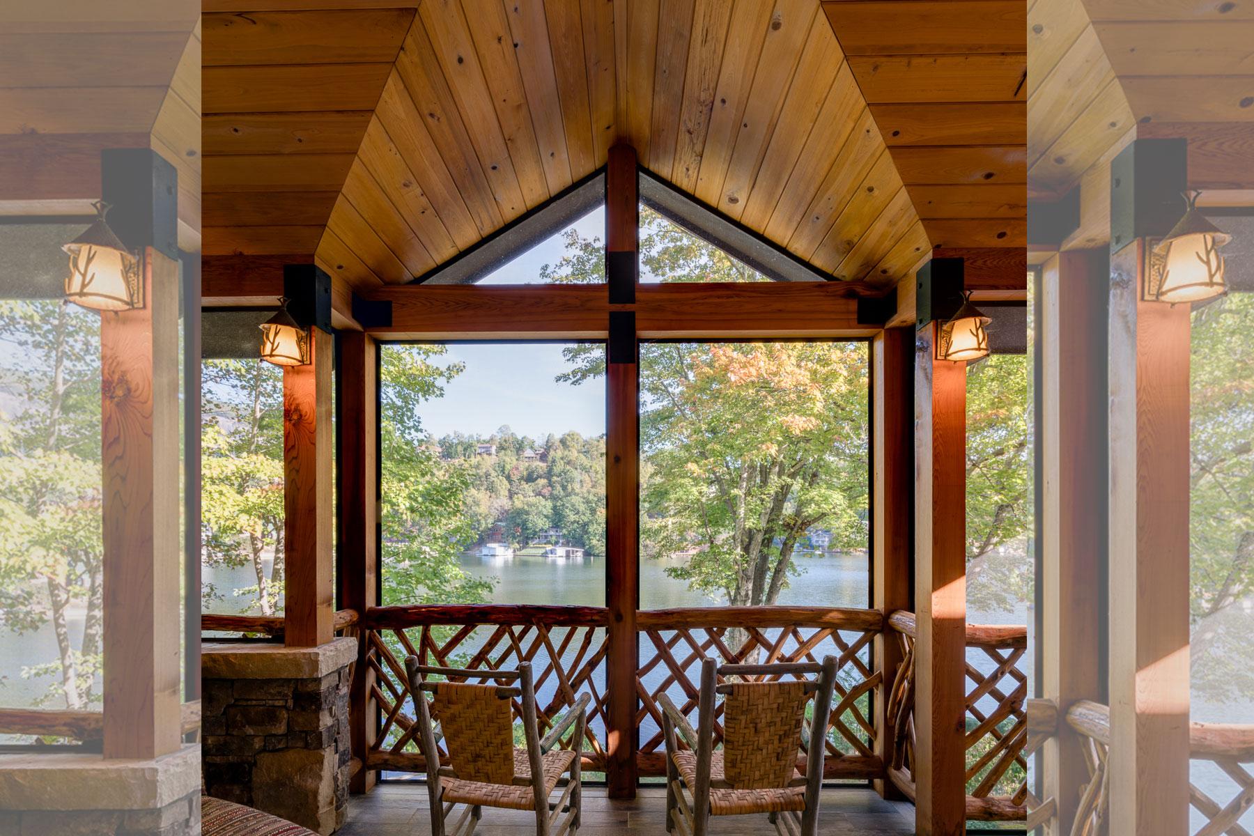 Lake Lure Cottage Renovation