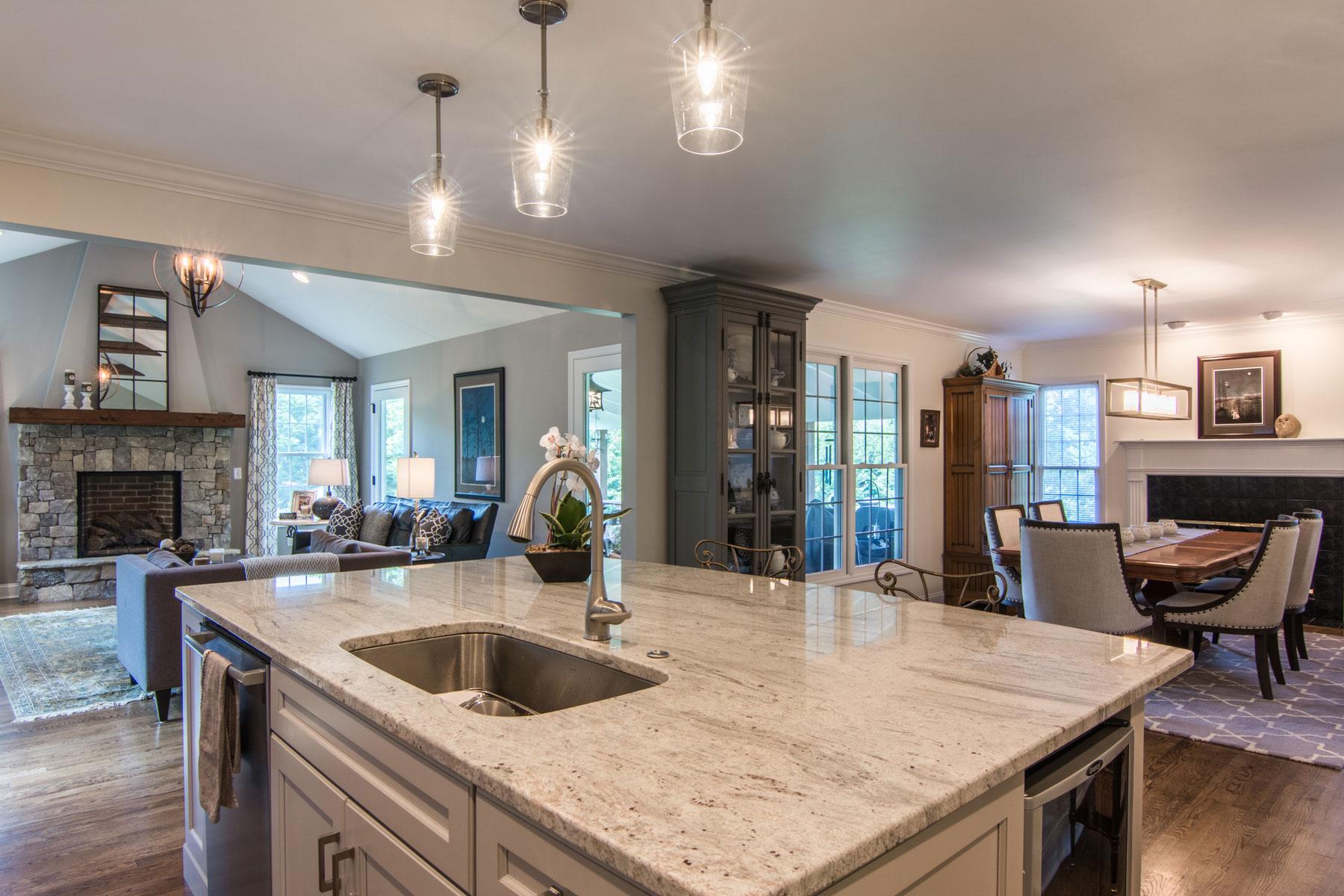 South Asheville Family Home | ACM Design Architecture ...
