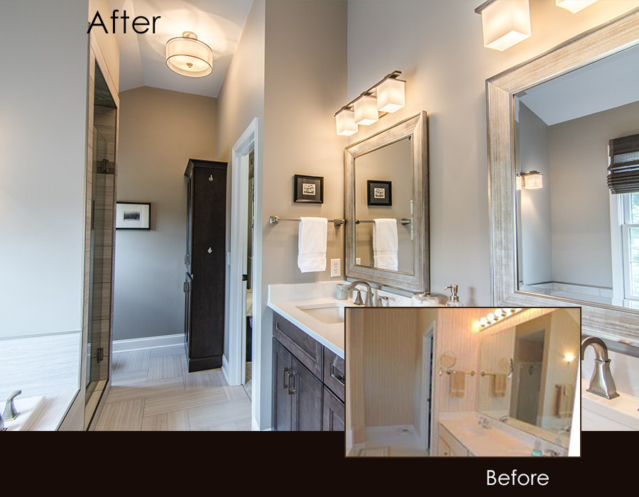South Asheville Renovation Before After Photo 5