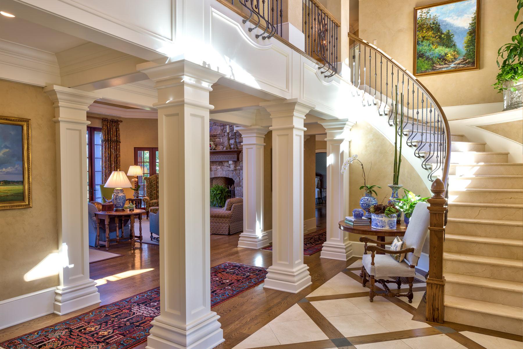 open-two-story-foyer-ideas