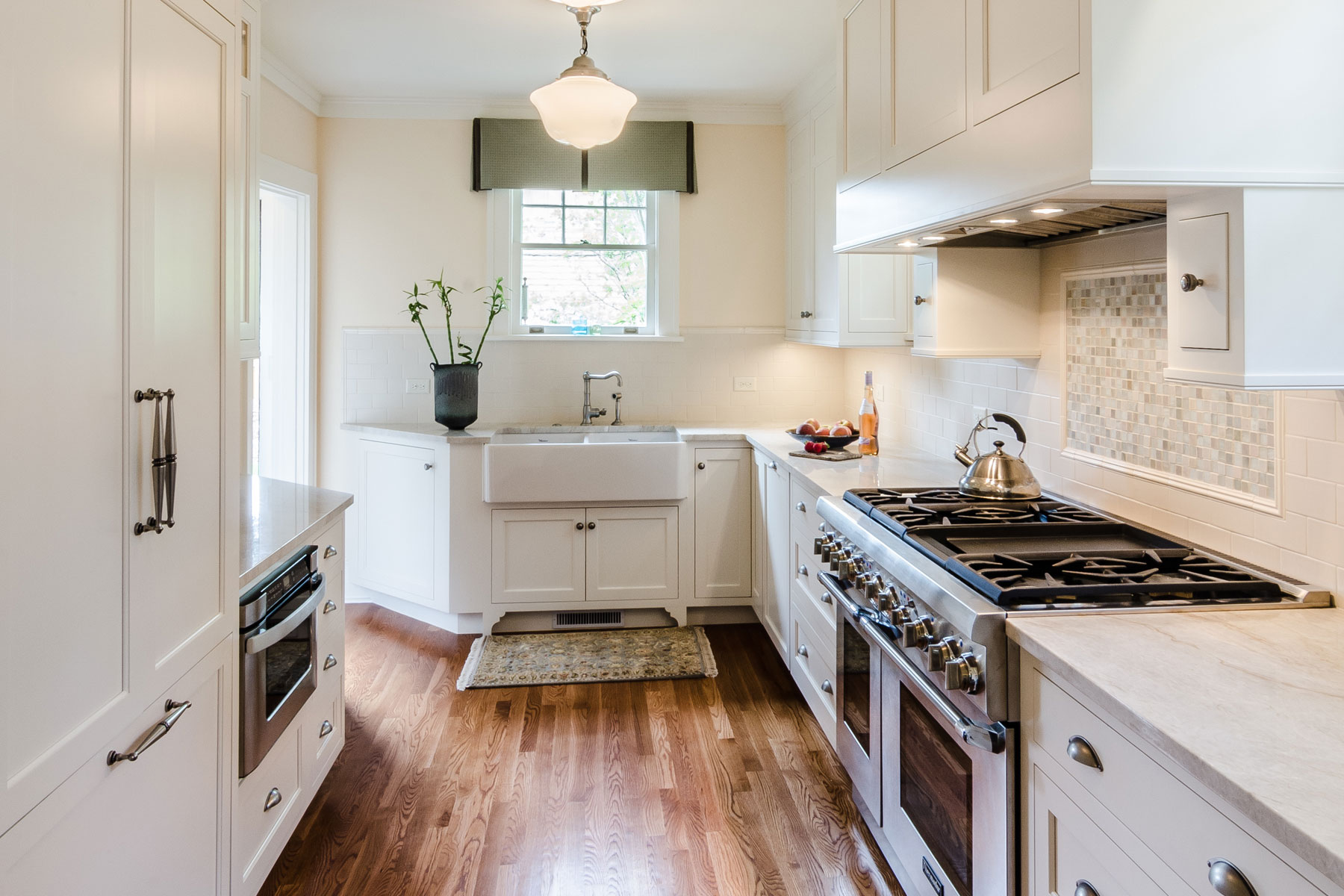 New Kitchen in Historic Grove Park Home