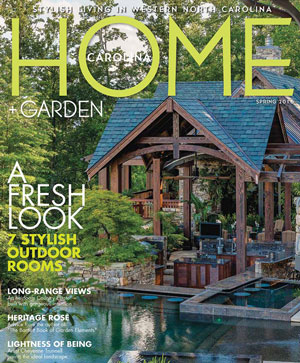 Carolina Home and Garden, Spring 2016 COVER