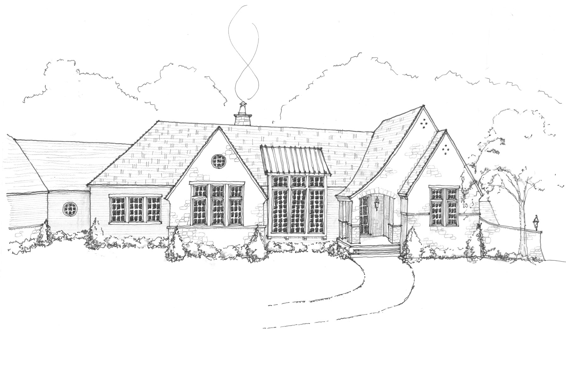Architect Design Services Mountain Homes in Asheville