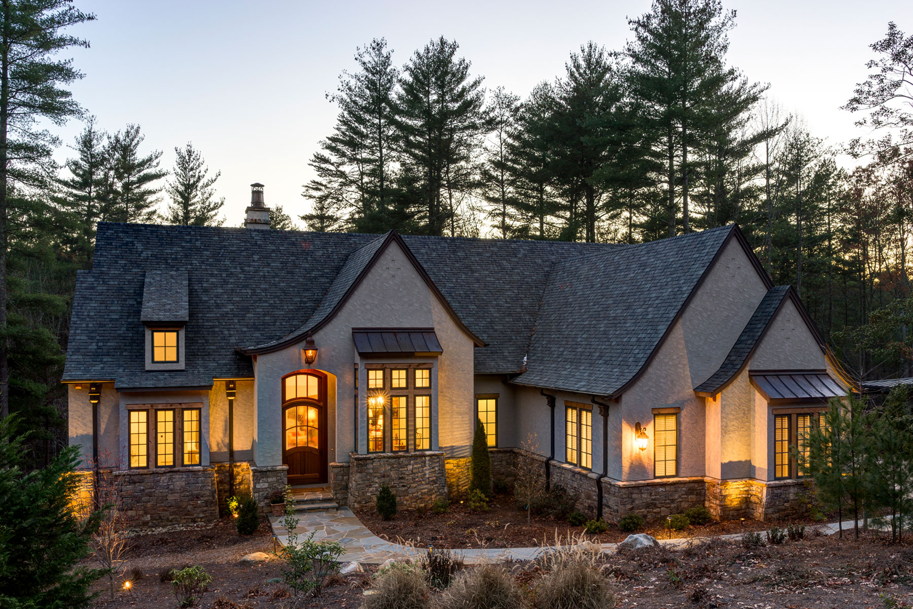 Custom home architect in Western North Carolina