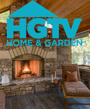 As appeared on HGTV, November 2017