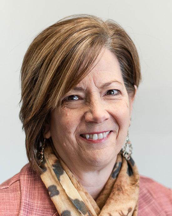 Diane Daneau, Executive Assistant at ACM Design Architecture & Interiors, Asheville, NC