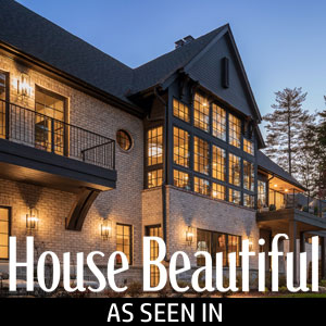 As Seen in House Beautiful, Spring 2021